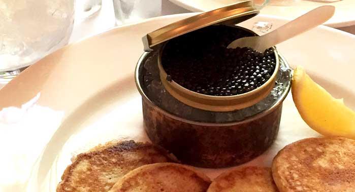 Quatre associations inattendues de vins et de caviars qui fonctionnent